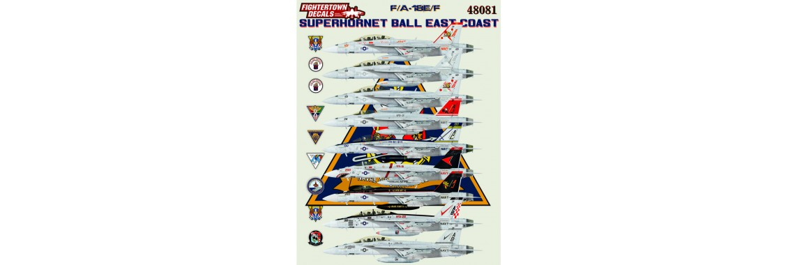 Super Hornet Ball East Coast