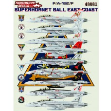 48081 Super Hornet Ball East Coast