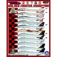 48091 Big Red Fighter Squadron