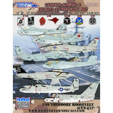 48090 Carrier Air Wing 8 Desert Storm Nose Art